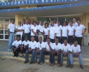 Equipe Andry Lalana Tohana et partenaires en 2010