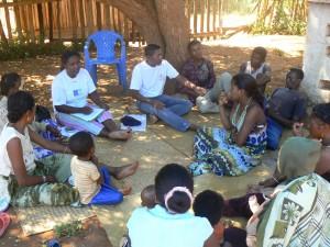 ALT focus group a Ambanisarika pour comprendre les besoins villageois